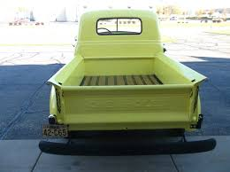1952 Chevy Short Box, Rust Free, Native South Dakota Truck, 1 Family ...