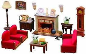 Sylvanian Families Living Room Furniture