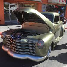 100 1948 Chevy Truck Parts Hot August Nights MiniFeature Dermie Closes Chevrolet Pickup