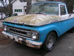 1963 Ford F250 For Sale Craigslist 1961 Ford F100 Unibody Ideas Of ...