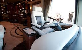 Inside Luxury RVs