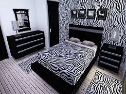 Zebra Bedroom Decorating Ideas Awesome Design Room Decor Theme