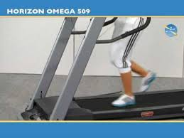 tapis de course horizon omega 509 tool fitness