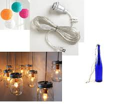 Plug In Swag Lamp Kit by Build Your Own Pendant Light With 15 Ideas Of Lights And 9 C1