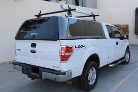 Aluminum Ladder Racks For Pickup Truck Topper Camper Shell Van Roof ...