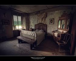 Wallpaper Old Window Urban Abandoned Spooky Bed House Chair