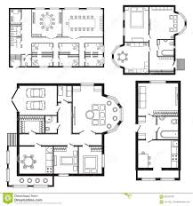 100 House Design Project Modern Office Architectural Plan Interior Furniture And