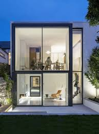 100 Contemporary Houses A Two Storey Extension To A Victorian House In