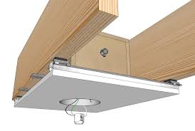 Tectum Direct Attached Ceiling Panels by Products Hush City Soundproofing