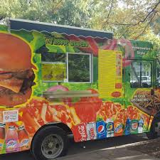 100 Food Trucks In Dc Today Tropic Burger Washington DC Roaming Hunger