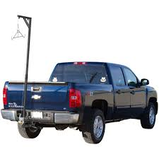 100 Deer Hoist For Truck Kill Shot 300 Lb Capacity HitchMounted With Gambrel