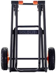 GruvGear SOLOLITE Pro Mini Hand Truck Gear Dolly | PSSL 440lb Heavy Duty Stair Climbing Moving Dolly Hand Truck Warehouse Gruvgear Solite Pro Mini Gear Pssl For Inflatable Transport Shop Costway 2in1 Alinum Convertible Folding Harper Trucks 500 Lb Capacity Quick Change Fa010 Antique Wooden Prop Rental Acme Brooklyn Milwaukee 800 Dhandle Truckhd800p The Home Depot 900 Tuff Safco Products Super Cart Hopkins Medical 150 Lbs Foldable Platform Garden