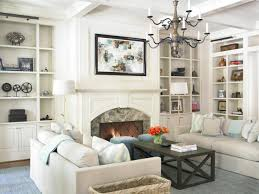 Decorating Bookshelves In Family Room by See How Art Teaches You About Your Home Design Style Hgtv U0027s