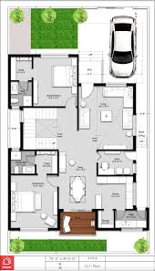 100 Villa Plans And Designs Duplex Storey Homes Story Double Bedrooms One Floor Design