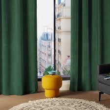 vorhang 140 x 260 cm lilou grün