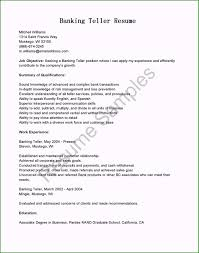 Bank Teller Resume Awesome Resume Samples Banking Teller ... Bank Teller Resume The Complete 2019 Guide With 10 Examples Best Of Lead Examples Ideas Bank Samples Sample Awesome Banking 11 Accomplishments Collection Example 32 Lovely Thelifeuncommonnet 20 Velvet Jobs Free Unique Templates At Allbusinsmplatescom