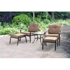 100 Mainstay Wicker Outdoor Chairs S Patio Furniture Landing 5 Piece Leisure Set