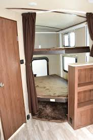 5th Wheel Campers With Bunk Beds by 2017 Dutchmen Aerolite 282 Dbhs Travel Trailer Tulsa Ok Rv For