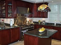 Cherry Kitchen Cabinets Kitchen Design Gallery Kitchen Design Ideas