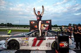 100 Crosley Truck Flipboard NASCAR Series Tyler Ankrum To Drive For