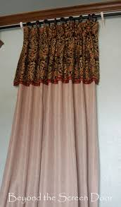 Anna Lace Curtains With Attached Valance by 27 Best Drapery Pattern Images On Pinterest Window Treatments