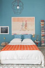 1001 inspirierende ideen für wandfarbe türkis orange