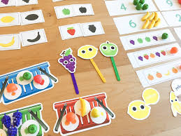 Printable Fruit Activities For Preschoolers That Will Calm The Chaos At Home