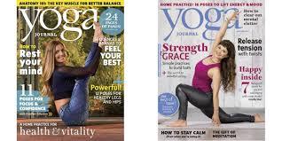 Yoga Journal Magazine Deal