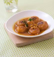 navet cuisine navets caramélisés au citron confit les meilleures recettes de