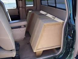 Plans For A Sub Box - Ranger-Forums - The Ultimate Ford Ranger Resource Custom Fitting Car And Truck Subwoofer Boxes 2014 Chevy Silverado Gmc Sierra Crew Cab Box Enclosure Colorado Custom Blow Through Subwoofer Box Youtube How To Build Sub Under Seat Speakers For Sale Best Resource 19952004 Toyota Tacoma Extended Dual 12 Sealed Specific Bassworx Made Bakersfield Audio Stereo 2015 Subaru Wrx Sti Install Boomer Mcloud Nh 3 At Crutchfieldcom Building An Mdf Fiberglass Its Done
