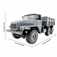 100 Ural Truck For Sale Detail Feedback Questions About 112 RC VS WPL B 16