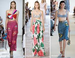 Spring Summer 2017 Fashion Trends Bra Tops Bralettes