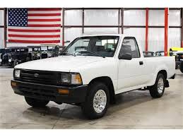 1992 Toyota Truck 1992 Toyota Pickup Information And Photos Zombiedrive Simply Clean Photo Image Gallery The Handoff Toyota Pickup 4 Capsule Review 4x4 Truth About Cars Dlx Fast Lane Classic 4x4 Extended Cab 24hourcampfire Toyota Pickup Turbo For Sale 4000 Sold Youtube Filetoyota Hilux 18 15033354909jpg Wikimedia Commons Austin Motors 1993 Green