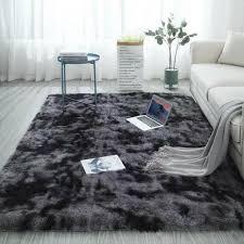edler plüsch teppich kunstfell weich pelz badematte badeteppich home deko teppichboden fellimitat bettumrandung wohnzimmer bettvorleger hochflor