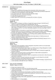 SAP Manager Resume Samples | Velvet Jobs Best Store Manager Resume Example Livecareer 32 Awesome Ups Supervisor All About Rumes Examples For Management Free Restaurant 1011 Inventory Manager Cover Letter Ripenorthparkcom Warehouse Operations Samples Velvet Jobs Management Resume Sample Ramacicerosco Enchanting Inventory Your Control Food Production It Director Fresh Luxury Inside Logistics Specialist Sample Supply Chain 16 Monstercom
