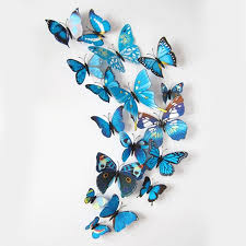 Butterfly Decals For Walls