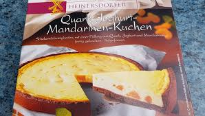 heinersdorfer quark joghurt mandarinen torte kalorien