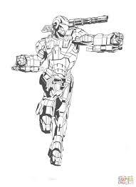Jim Rhodes Iron Man