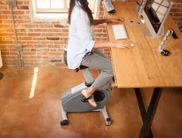 Calories Burned Standing At My Desk by This Bike Desk Helps You Burn Calories While You Work