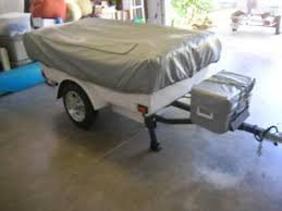 Used Motorcycle Tent Camper For Sale