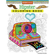 Hipster Coloring Book Did You Like Books Before They Were Cool May Be