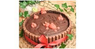 variation nutellakuchen schweinchen im faß