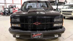 100 Chevy Truck Performance 1990 1500 454 SS Represents 90s
