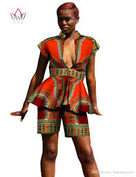 african print shorts plus size african clothing dashiki short