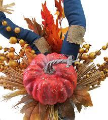 Raz Christmas Trees by Raz Autumn Market Bucket Arrangements Tutorial Trendy Tree Blog