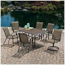 Wilson Fisher Patio Furniture Set by Big Lots Patio Furniture Sets Home Outdoor