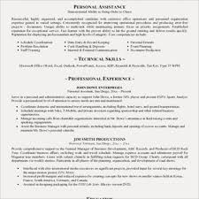 Core Qualifications Examples For Resume Samples
