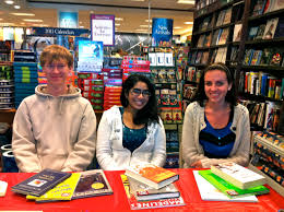 Teen Advisory Team Council Helps Gift Wrap Shoppers' Books At ... Angels And People Life In New Orleans New Teen Paranormal Romance Get Lit Teen Book Club Barnes Noble Topeka 26 Mar 2017 Best Books For Teens Readers Digest Did You Hear Come Celebrate The Events The Advisory Team Council Helps Gift Wrap Shoppers At Family Fun Twin Cities Seen Album On Imgur Photos From Nobles Festival Montgomery Undertow 1 Series Cape Cod Scribe Bct Students To Perform Firstever Merlin Ya And More