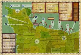 The Map Is Of Famous Boardgame Axis And Allies D Day Also Rules That I Have In Mind Can Be Reported To Concept Kind