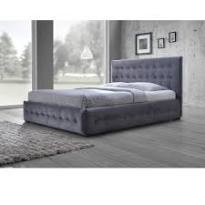 Diamond Tufted Headboard With Crystal Buttons by Stunning Queen Bed Tufted Headboard Wholesale Interiors Stella